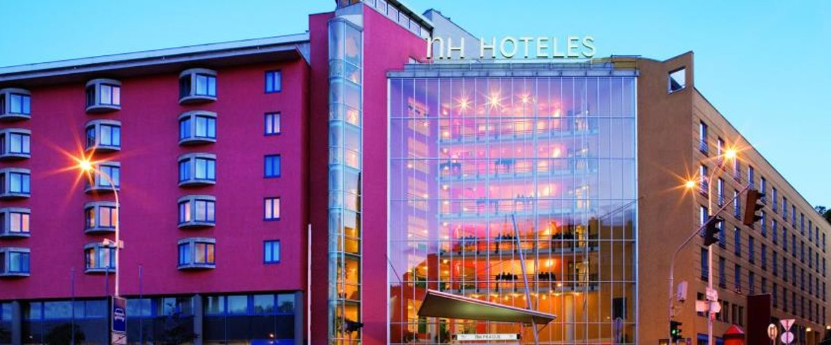 Nh Hotel Prague City Prag